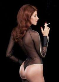 Anna Chapman фотосессия Максим 8
