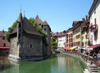 Annecy, Francie1