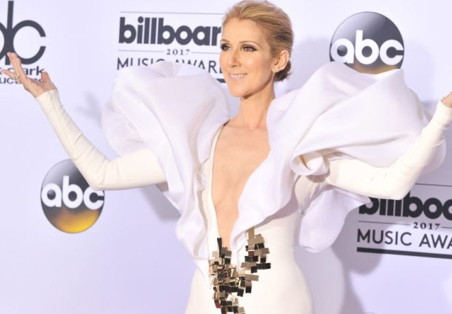 Селин Диона на Billboard Music Awards