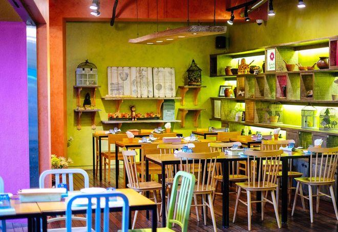 Ресторан Garden Concept, Ансан