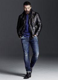 Антонио Бандерас уже работал в индустрии моды