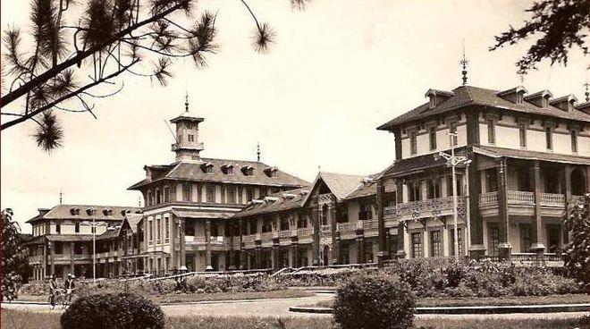 Анцирабе в 1953 году
