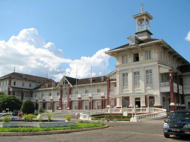 Отель des Thermes