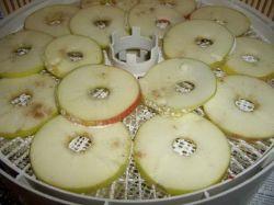przepis na chipsy jabłkowe