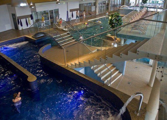 Аквапарк Aqva Hotel and Spa в Раквере