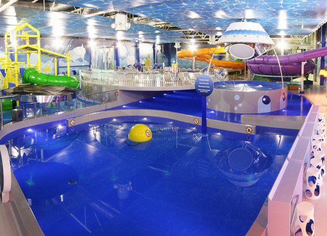 Аквапарк Atlantis H2O (Вйимси)