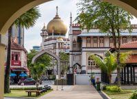 мечеть султана Хусейна