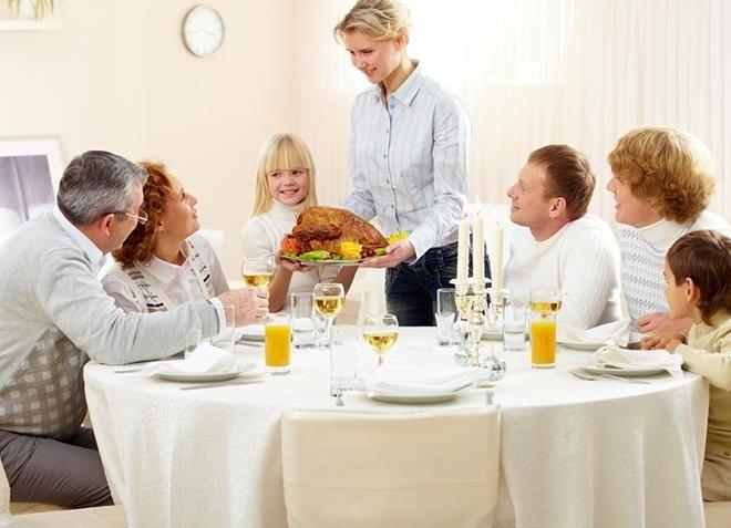 Семейные ужины