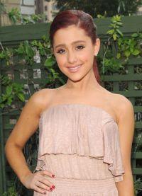 Ariana Grande bez makeupu 8