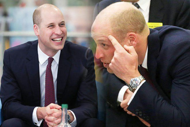 Принц Уильям недавно сменил стрижку на честную
