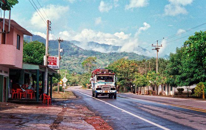 Живописная дорога Mountain Road, Армения