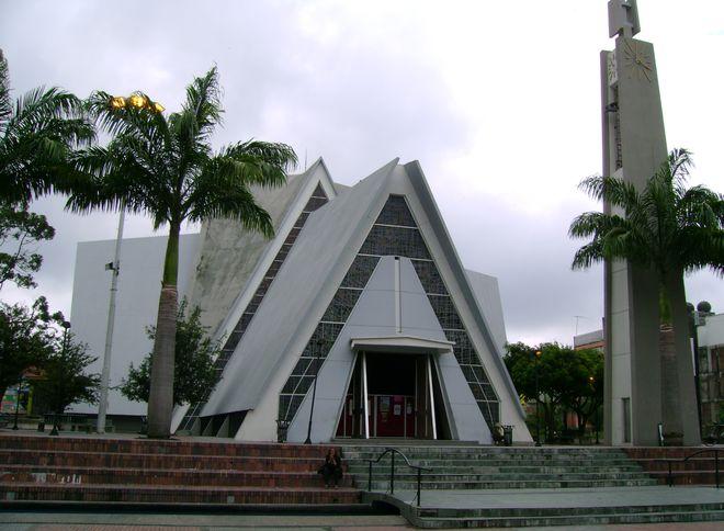 Кафедральный собор в Армении