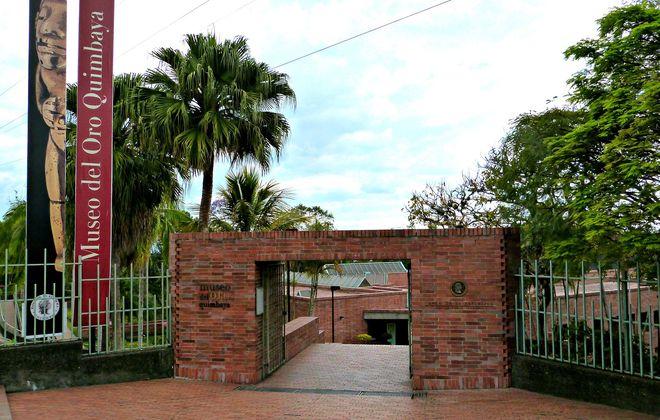 Исторический музей Museo del Oro Quimbaya, Армения