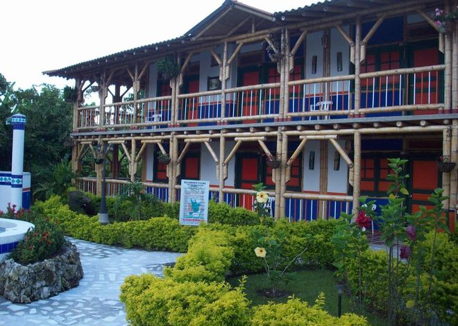 Отель Finca Hotel La Dulcera, Армения