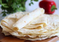 Armenske lavash kalorije