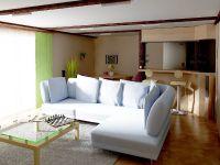 Uspořádání nábytku v jednopokojovém bytě4