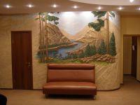 Artystyczny tynk ścian 5