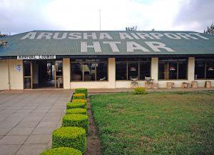 Аэропорт Аруша