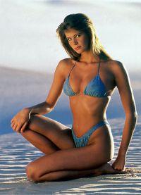 Топ-модель шесть раз украшала обложку  Sports Illustrated Swimsuit