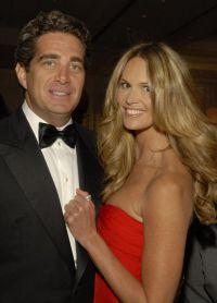 Эль и ее второй муж бизнесмен Джеффри Соффер