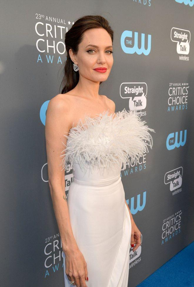 Анджелина Джоли на 23 ежегодной кинопремиии