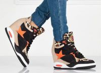 Sneakers Ash Platforma8
