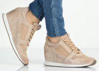 Sneakers Ash Platforma9