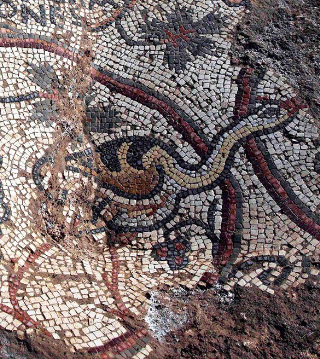 Византийская мозайка