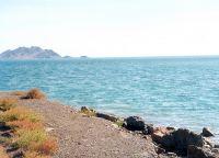 Astrakhan počiva na Kaspijskem morju 1