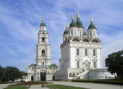 Astrachaň vyhlídkové obrázky 3