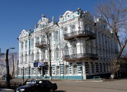 Prohlídka města Astrachaň 4