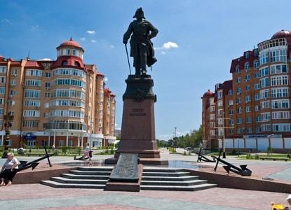 Astrakhan vyhlídkové fotografie 6