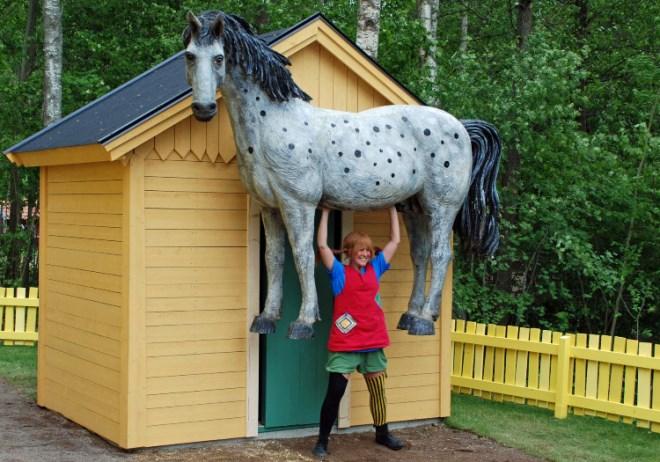 Лошадь Пеппи