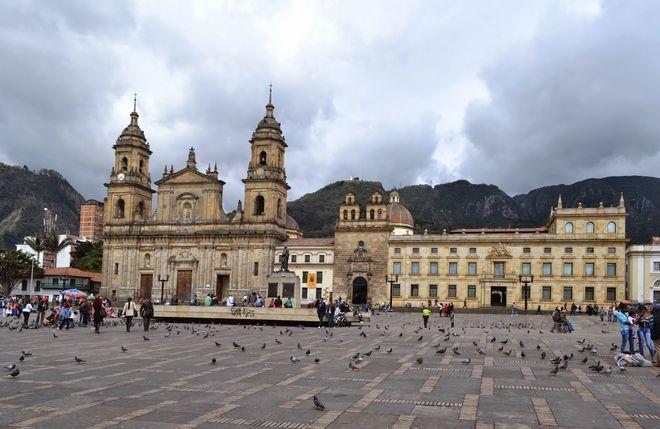 Кафедральный собор Боготы, Колумбия