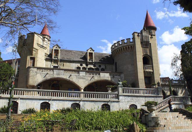 Музей истории Castle Museum, Медельин