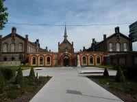 Město Gent Belgie 3