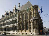 Město Gent Belgie 5