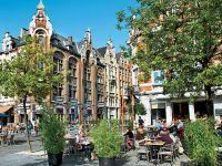 Město Gent Belgie 7
