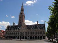 Město Gent Belgie 8