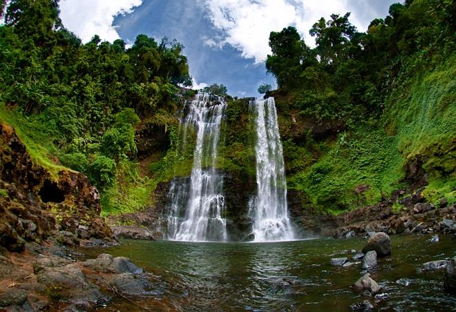 Водопад Фан