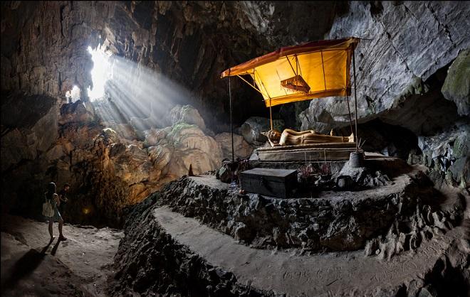 Пещеры Ванг-Вьенга