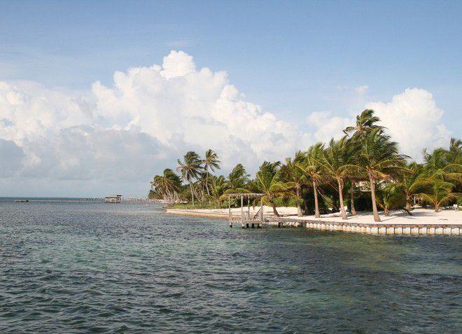 Остров Амбергрис-Кей