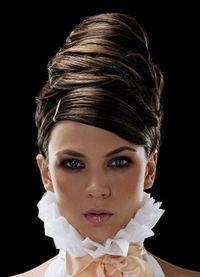 Авантгардни стил у фризури 9