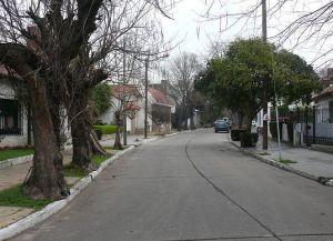 Одна из улиц Авельянеды
