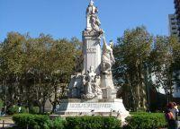 Памятник Николасу Авельянеде
