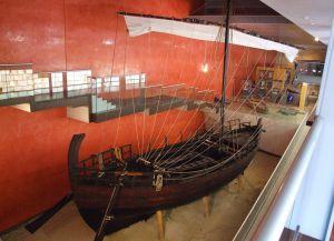 В морском музее