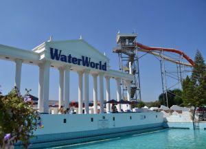 Аквапарк Водный мир
