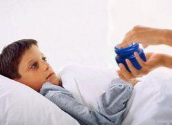 язовец мазнина прилагане за деца кашлица
