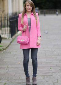 Торба на ружичасту капуту 2