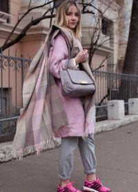 Торба на ружичасту капуту 5